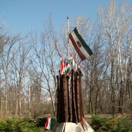 Az 1848-as szabadságharc emlékműve