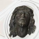 Krisztus-fej töviskoszorúval