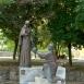 Szent István felajánlja koronáját Szűz Máriának