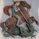 Szent György legyőzi a sárkányt