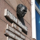 Štefan Schwarz emléktáblája