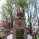 I. és II. világháború hősi halottainak emlékműve