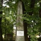 Széchenyi István-emlékoszlop