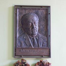 Mosonyi Emil-emléktábla