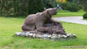 A medve és a muflon