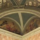 Lépcsőházi falfestmények