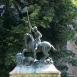 Sárkányölő Szent György szobra