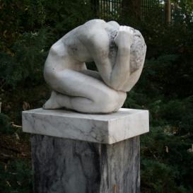 Nagy bánat-szobor
