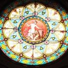 Országház – Főlépcsőház üvegablakai