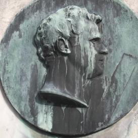 Magyar Emerich Robert síremléke
