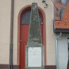 1919-es mártírok emlékműve