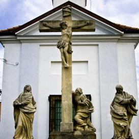 Kálvária a Szent Tamás-hegyen