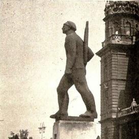 Tanácsköztársasági emlékmű