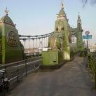 Hammersmith Bridge díszei