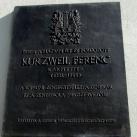 Kurzweil Ferenc-emléktábla