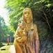Árpád-házi Szent Margit szobra