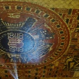 Mozaik az 1848-as szabadságharc centenáriumára