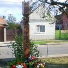 Emlékoszlop 1956
