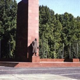 Lenin szobra