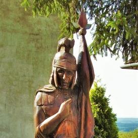 Szent Mór szobra