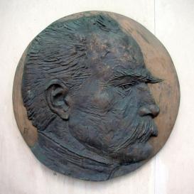 Piłsudski-emléktábla