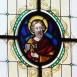 Szent József-üvegablak