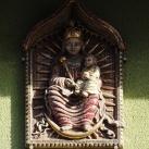 Mária a kis Jézussal