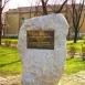 Rákosliget alapításának emlékműve