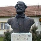 Egressy Béni-mellszobor