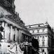 Habsburg lépcső díszítőszobrai