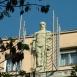 Rákóczi út 14.  – Épületdíszítő szobrok