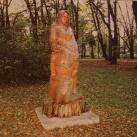Kanizsai Dorottya szobra