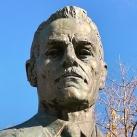 Dušan Jurkovič szobra