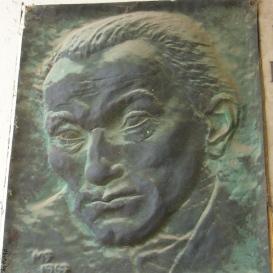 Kohán György-emléktábla