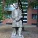 Irinyi János szobra