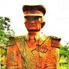 Horthy Miklós szobra