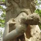 Hanzély Pál főhadnagy síremléke
