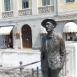 James Joyce-szobor