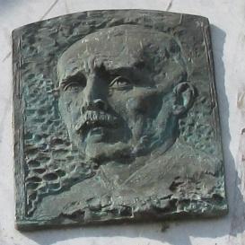 Lampl Hugó-emléktábla