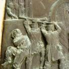A Református Kollégium megvédésének reliefje