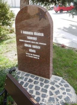Kommunista diktatúrák áldozatainak emlékköve