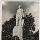 Gömbös Gyula szobra