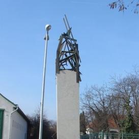 Gólem-szobor