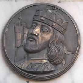 Szent István-emléktábla