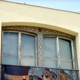 Az üzletház mozaikjai