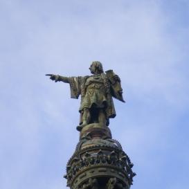 Kolumbusz-emlékmű