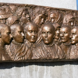 A Gulág áldozatainak emlékműve