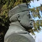 Bocskai István-mellszobor