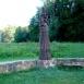 Nepomuki Szent János fa szobra