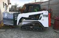 Bobcat - T110 - Deltalader